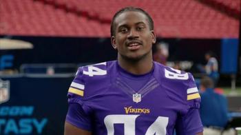 NFL Fantasy Football TV Spot, 'Thumb Cramp' Featuring Cordarrelle Patterson - Thumbnail 2