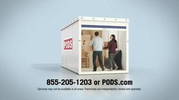 Pods TV Spot, 'Don't Like: PODS Moving & Storage, Solved' - Thumbnail 9
