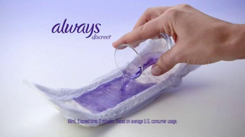 Always Discreet Pads & Liners TV Spot Song by Peaches & Herb - Thumbnail 7