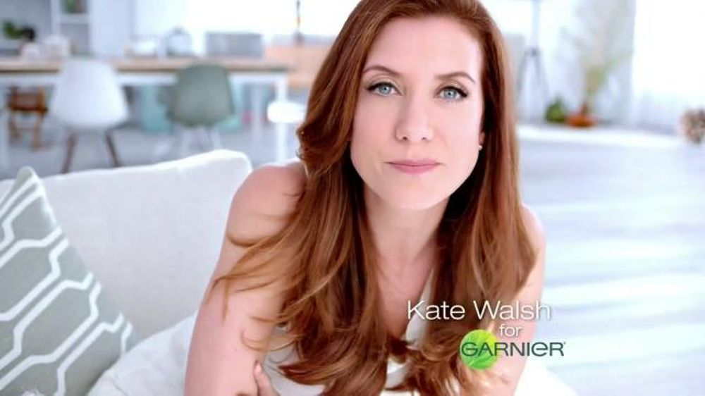 Garnier Anti-Sun Damage Daily Moisturizer TV Commercial Featuring Kate Walsh