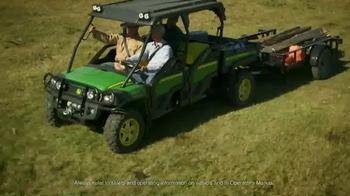 John Deere Gator TV Spot, 'The Right Help' - Thumbnail 7