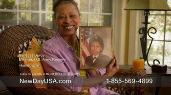 New Day USA TV Spot, 'Veteran Refinancing'