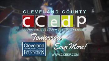 Cleveland County Economic Development Partnership TV Spot, 'History' - Thumbnail 9