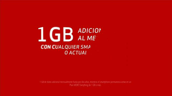 Verizon More Everything Plan TV Spot, 'Queremos Más' [Spanish] - Thumbnail 6