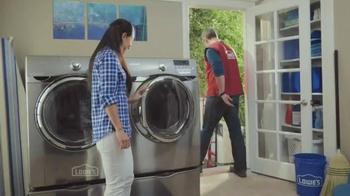 Lowe's TV Spot, 'Washing Machine Silver Lining' - Thumbnail 6