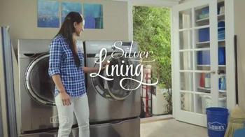 Lowe's TV Spot, 'Washing Machine Silver Lining' - Thumbnail 7