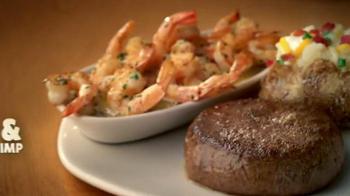 Outback Steakhouse Steak & Unlimited Shrimp TV Spot - Thumbnail 4