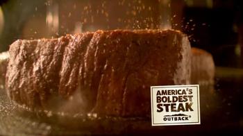 Outback Steakhouse Steak & Unlimited Shrimp TV Spot - Thumbnail 6