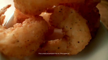 Outback Steakhouse Steak & Unlimited Shrimp TV Spot - Thumbnail 7