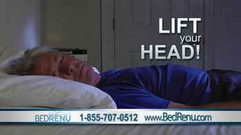 BedRenu TV Spot, 'Your Custom Sleep Support System' - Thumbnail 7