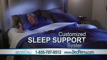 BedRenu TV Spot, 'Your Custom Sleep Support System' - Thumbnail 8