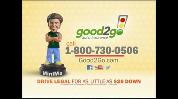 Good 2 Go TV Spot, 'Come Out of Hiding' - Thumbnail 10