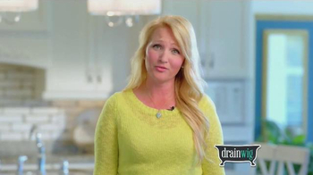 Drain Wig TV Spot, 'Clears Your Drains for You' - Thumbnail 6