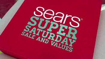 Sears Super Saturday Sale and Values TV Spot, 'More Merry' - Thumbnail 2