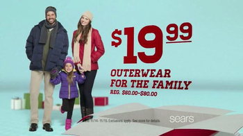 Sears Super Saturday Sale and Values TV Spot, 'More Merry' - Thumbnail 3
