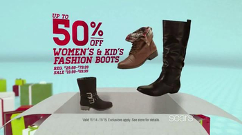 Sears Super Saturday Sale and Values TV Spot, 'More Merry' - Thumbnail 4
