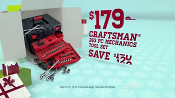Sears Super Saturday Sale and Values TV Spot, 'More Merry' - Thumbnail 5
