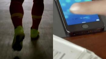 Topps Kick App TV Spot, 'Finger Jersey' Featuring Kyle Beckerman - Thumbnail 4