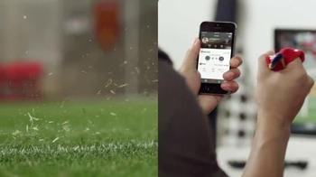 Topps Kick App TV Spot, 'Finger Jersey' Featuring Kyle Beckerman - Thumbnail 9