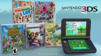 Nintendo 3DS TV Spot, 'Yoshi's New Island' - Thumbnail 10
