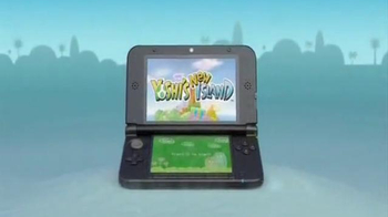 Nintendo 3DS TV Spot, 'Yoshi's New Island' - Thumbnail 2