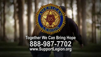The American Legion TV Spot, 'Help Veterans Heal' - Thumbnail 10
