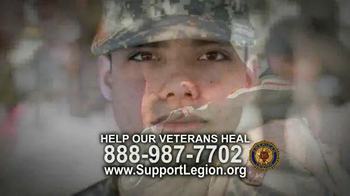 The American Legion TV Spot, 'Help Veterans Heal' - Thumbnail 6