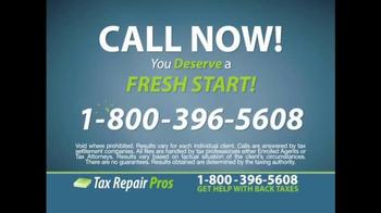 Tax Repair Pros TV Spot, 'Time for a Fresh Start' - Thumbnail 9