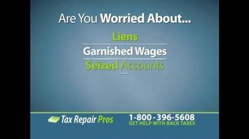Tax Repair Pros TV Spot, 'Time for a Fresh Start' - Thumbnail 2