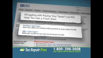 Tax Repair Pros TV Spot, 'Time for a Fresh Start' - Thumbnail 4