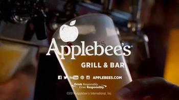 Applebee's Triple Bacon Burger TV Spot, 'Bacon, Bacon, Bacon & Free Fries' - Thumbnail 10