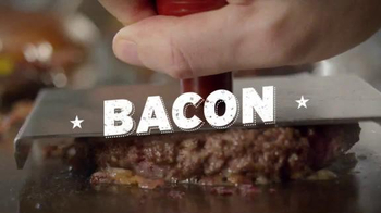 Applebee's Triple Bacon Burger TV Spot, 'Bacon, Bacon, Bacon & Free Fries' - Thumbnail 4