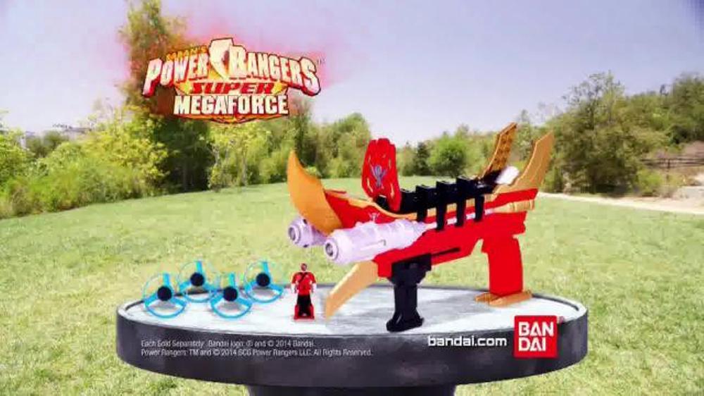 Power Rangers Super Megaforce TV Commercial, 'Unlock the Power'
