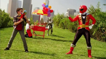Power Rangers Super Megaforce TV Spot, 'Unlock the Power' - Thumbnail 3