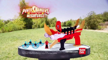 Power Rangers Super Megaforce TV Spot, 'Unlock the Power' - 698 commercial airings