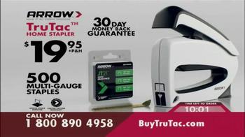 Arrow Fastener Tru Tac TV Spot - Thumbnail 9
