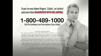 Goldwater Law Firm TV Spot, 'Men Diagnosed with Melanoma' - Thumbnail 10