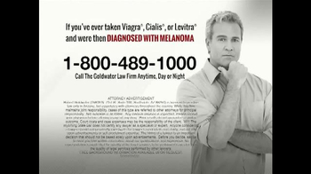 Goldwater Law Firm TV Spot, 'Men Diagnosed with Melanoma' - Thumbnail 8