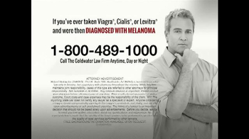 Goldwater Law Firm TV Spot, 'Men Diagnosed with Melanoma' - Thumbnail 9