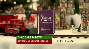 Joyce Meyer Hand of Hope Catalogue TV Spot, 'Christmas' - Thumbnail 10