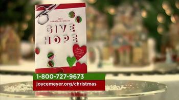 Joyce Meyer Hand of Hope Catalogue TV Spot, 'Christmas' - Thumbnail 5