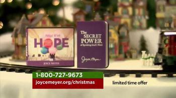 Joyce Meyer Hand of Hope Catalogue TV Spot, 'Christmas' - Thumbnail 7