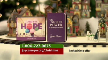 Joyce Meyer Hand of Hope Catalogue TV Spot, 'Christmas' - Thumbnail 8