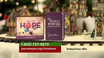 Joyce Meyer Hand of Hope Catalogue TV Spot, 'Christmas' - Thumbnail 9