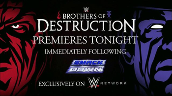 WWE Network TV Spot, 'Brothers of Destruction' - Thumbnail 9