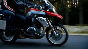 BMW Motocycle TV Spot, 'Rowboat' - Thumbnail 7