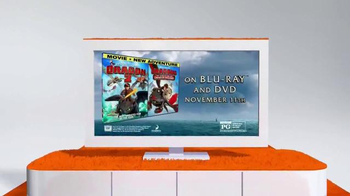 How to Train Your Dragon 2 Blu-ray and DVD TV Spot, 'Nickelodeon' - Thumbnail 10