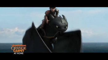 How to Train Your Dragon 2 Blu-ray and DVD TV Spot, 'Nickelodeon' - Thumbnail 4