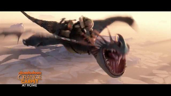 How to Train Your Dragon 2 Blu-ray and DVD TV Spot, 'Nickelodeon' - Thumbnail 5