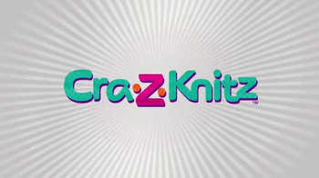 Cra-Z-Knitz TV Spot, 'Knitting Easy and Fun with Two Looms in One - Thumbnail 3